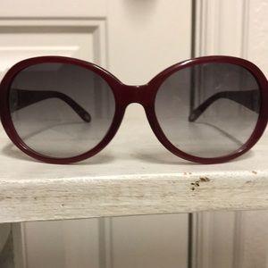 Tiffany & Co. round sunglasses Euc